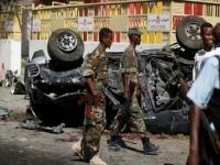 إصابة 9 أشخاص في هجوم بقنبلة يدوية بالصومال
