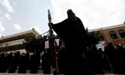 حدث في صلاة الجمعة.. زينبيات الحوثي ينهبن زائرات بيت الله