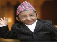 وفاة أقصر رجل في العالم في نيبال البالغ 27 عاما