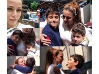 سوزان نجم الدين تتحدث عن معاناة فراق أبنائها