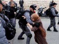 شرطة الاحتلال الإسرائيلية تعتقل فلسطينية بزعم محاولتها طعن جنود