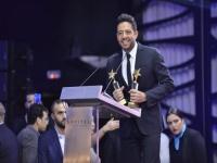 بعد تكريمه في المغرب.. حماقي يوجه رسالة شكر لجمهوره