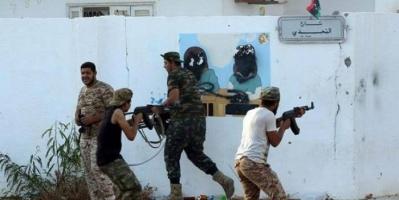 شاهد.. فيديو يكشف نقل مرتزقة سوريين للقتال في ليبيا