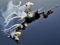مقاتلات التحالف العربي تدك تعزيزات حوثية بنهم