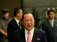 وزير جديد للخارجية في كوريا الشمالية