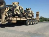 """التعزيزات العسكرية في عدن """"بدون قوة بشرية"""""""