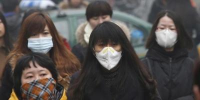 تفشي التهاب رئوي فيروسي بالصين