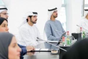 ولي عهد دبى يوافق على استراتيجية مؤسسة دبى للمستقبل للسنوات الثلاث المقبلة