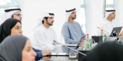 ولي عهد دبي يوافق على استراتيجية مؤسسة دبي للمستقبل للسنوات الثلاث المقبلة