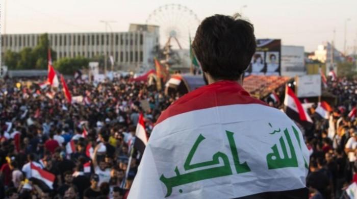 مسلحون مجهولون يهاجمون تظاهرة احتجاجية بمحافظة الديوانية بالعراق