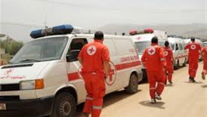 الصليب الأحمر اللبناني: 309 حصيلة مصابين أحداث الشغب ببيروت