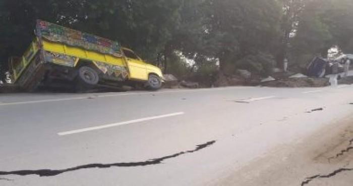 زلزال بقوة 5.7 درجة يقع جنوب شينجيانج الصينية