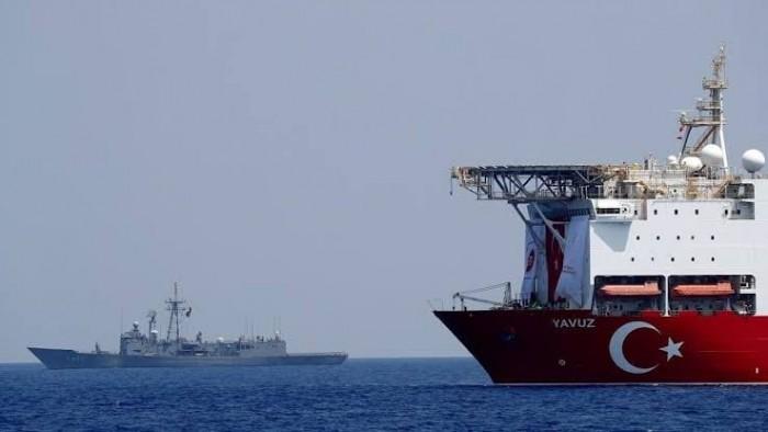 قبرص تتهم تركيا بالقرصنة في شرق المتوسط
