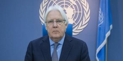 غريفيث: استمرار التصعيد العسكري يعرقل عملية السلام باليمن