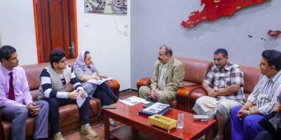 مديرة منظمة نداء جنيف تشيد بقرارات الدورة الثالثة للجمعية الوطنية للانتقالي