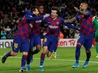 ميسي يعيد برشلونة إلى صدارة الدوري على حساب غرناطة