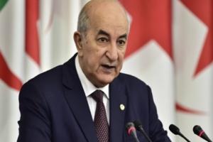 الرئيس الجزائري يعود إلى دياره بعد مؤتمر برلين