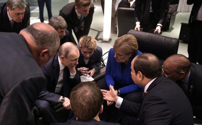 العمري: تواجد السيسي في برلين همش وجود أردوغان
