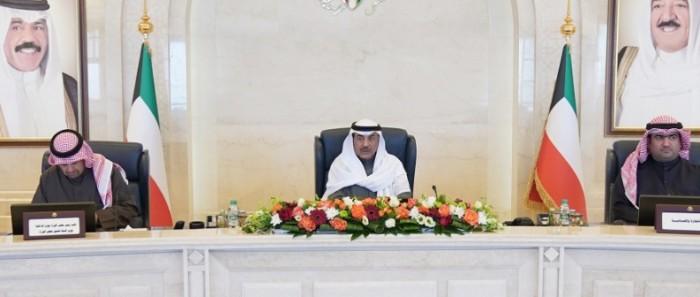 الوزراء الكويتي يدعو المجتمع الدولي إلى التحرك لوقف الصراع القائم باليمن