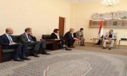 إحداها تخص الانتقالي.. 5 رسائل من السفراء الأوروبيين لقيادات الحوثي بصنعاء