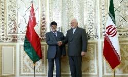 وزير الخارجية العماني يزور إيران للمرة الثانية خلال أسبوعين