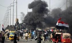 قوات الأمن العراقي تشن حملة اعتقالات واسعة ضد المحتجين بكربلاء