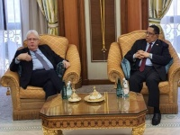 الخبجي للمبعوث الأممي: الانتقالي أوفى بالتزاماته في اتفاق الرياض