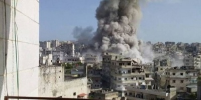 مقتل 12 سوريا بينهم أطفال بغارات روسية في حلب وإدلب
