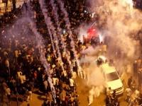 لبنان.. عمليات كر وفر للمتظاهرين واشتباكات مع قوات الأمن وسط بيروت