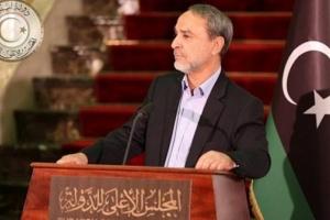 السويحلي يهاجم جماعة الإخوان المسلمين في ليبيا