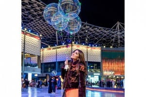 """""""المرح لا ينتهي"""".. ميساء مغربي تنشر صور إجازاتها في دبي"""