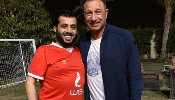 تركي آل الشيخ يرد على رفض الأهلي المصري استقالته من الرئاسة الشرفية