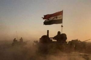 مقتل 8 جنود سوريين في هجوم إرهابي بإدلب