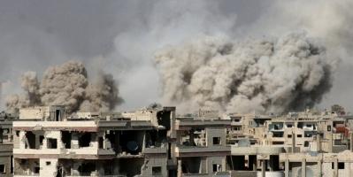 النظام السوري يشن غارات على مواقع المعارضة في أطرف حلب