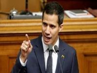 جوايدو يبحث عن دعم في بروكسيل لتوقيع عقوبة على مادورو