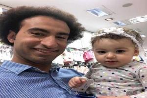 نجلة علي ربيع تؤدي مناسك العمرة (صور)