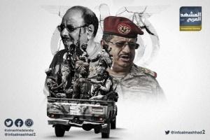 الشرعية تهدي الحوثي جبهة نهم (إنفوجراف)