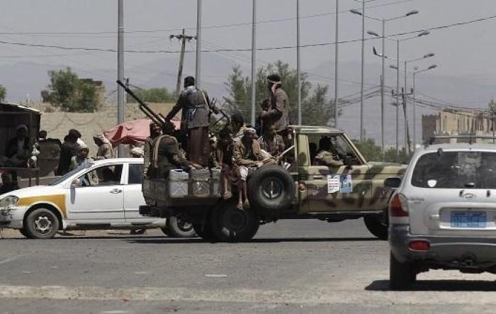 استنفار حوثي في صنعاء