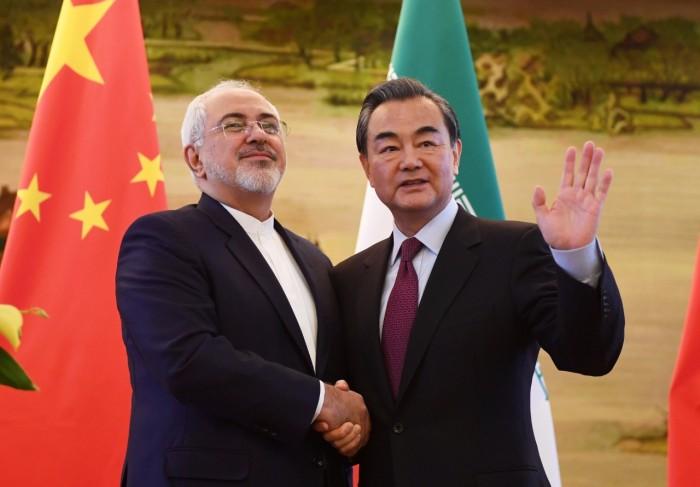 انخفاض كبير في التجارة بين إيران والصين في عام 2019