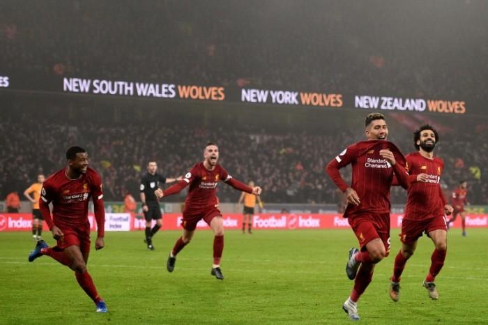 تعديل 3 مباريات لفريق ليفربول في الدوري الإنجليزي