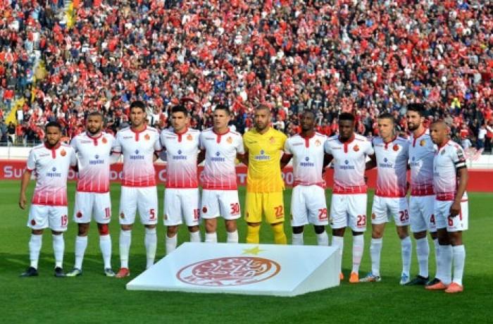 الوداد يتأهل لربع نهائي دوري الأبطال بثلاثية أمام اتحاد العاصمة