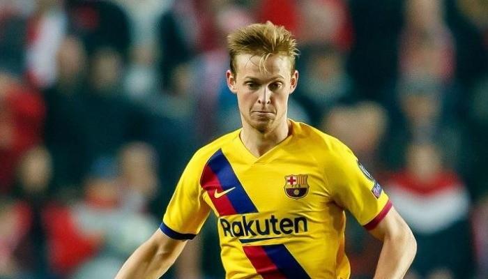 دي يونج: لم أقدم أفضل ما لدي مع برشلونة