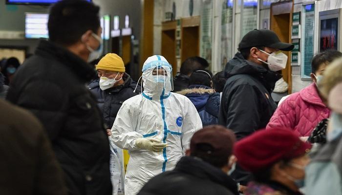 """عاجل.. الصين تسجل 1287 حالة إصابة بـ""""كورونا"""" ووفاة 41 شخصًا"""