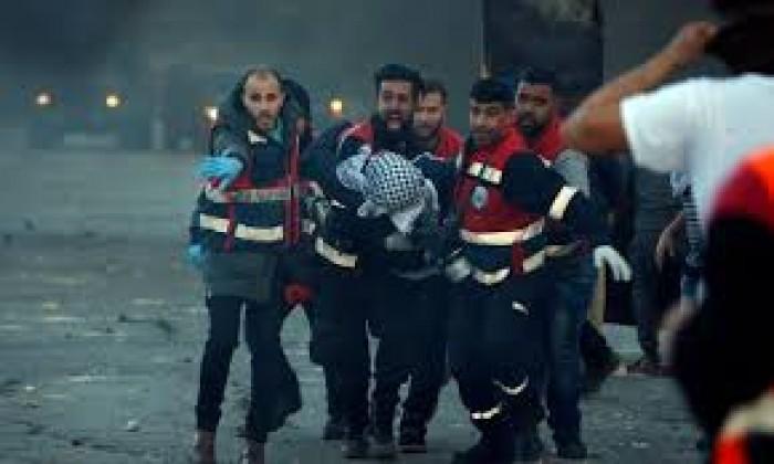 إصابة 12 فلسطينيًا خلال مواجهات مع قوات إسرائيلية بالقدس