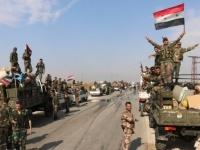الجيش السوري يتجه للسيطرة على مدينة معرة النعمان