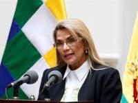 رئيسة بوليفيا المؤقتة تعلن ترشحها في الانتخابات الرئاسية المقبلة