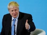 """أول تعليق من """"جونسون"""" عقب التوقيع على انسحاب بريطانيا من الاتحاد الأوروبي"""