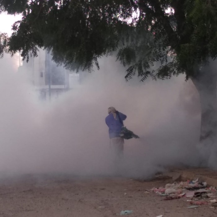 مواطنون يعطلون حملات مكافحة حمى الضنك بالحوطة