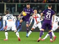 التعادل السلبي يحسم مواجهة فيورنتينا وجنوه في الدوري الإيطالي