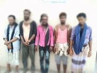 من 5 متهمين.. ضبط عصابة في الفيوش بلحج